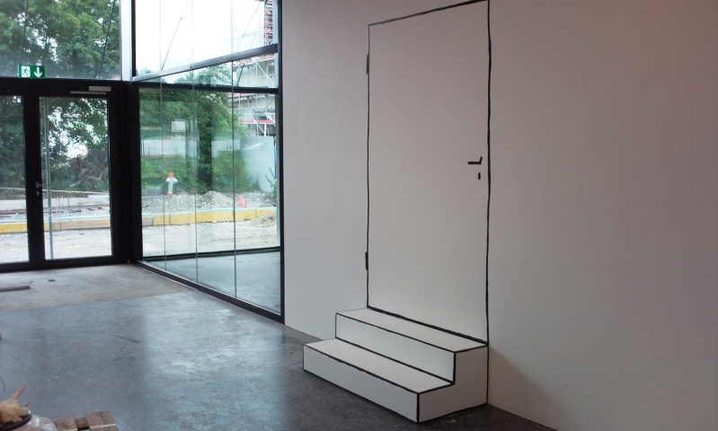 kunst und bau zilla leutenegger haus im haus. Black Bedroom Furniture Sets. Home Design Ideas