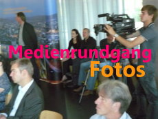 Medienrundgang Fotos