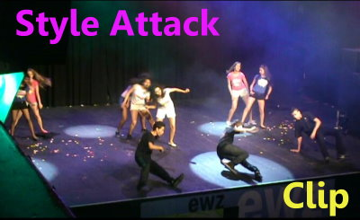 Style Attack Dance Award 12