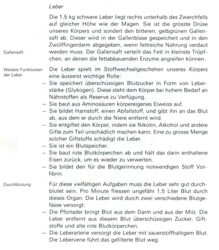 Atemberaubend Wo Die Leber Ideen - Menschliche Anatomie Bilder ...